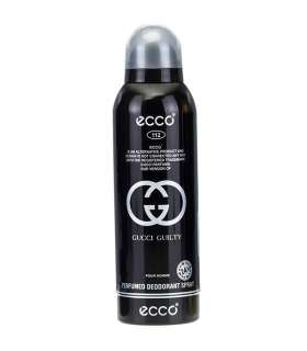 اسپری مردانه اکو گوچی گلتی Ecco Gucci Guilty Spray For Men