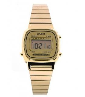 ساعت مچی دیجیتالی زنانه کاسیو Casio LA670WGA-9D For Women