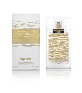 ادکلن زنانه لاپرا لایف تریدز گلد La Prairie Life Threads Gold for women