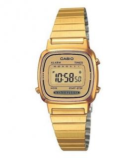ساعت مچی دیجیتالی زنانه کاسیو Casio LA670WGA-9DF For Women