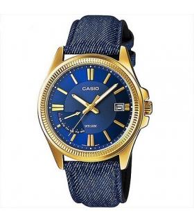 ساعت مچی عقربه ای مردانه کاسیو Casio MTP-E115GBL-2AVDF Watch For Men