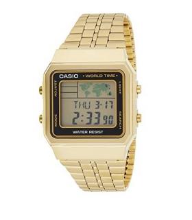 ساعت مچی دیجیتالی زنانه و مردانه کاسیو Casio A500WGA-1DF For Men and Women