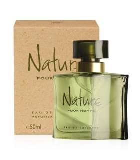 عطر مردانه ایوروشه هوم نیچر Yves Rocher Homme Nature for men