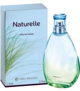عطر زنانه ایوروشه نچرال Yves Rocher Naturelle for women