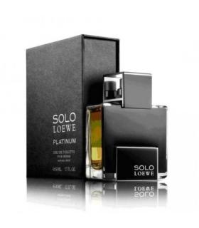 ادکلن مردانه لووه سولو پلاتینیومLoewe Solo Platinum for men