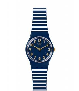 ساعت مچی عقربه ای زنانه و مردانه سواچ Swatch LN153