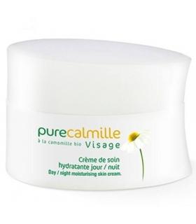کرم مرطوب کننده روز و شب پیور کالمیل ایوروشه Yves Rocher Pure Calmille Moisturizing Cream Day & Night