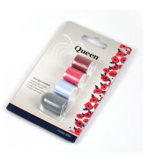 سری یدکی پولیش ناخن کوئین Queen MP014