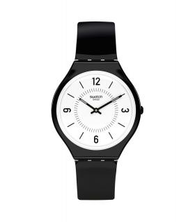 ساعت مچی عقربه ای زنانه و مردانه سواچ Swatch SVOB101