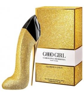 عطر و ادکلن زنانه کارولینا هررا گود گرل گلوریوس گلد کالکتور ادیشن Good Girl Glorious Gold Collector Edition EDP for women