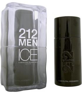 عطر مردانه کارولینا هیرا آیس ادوتویلت 212 Men Ice Carolina Herrera for men
