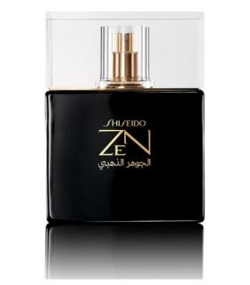 عطر و ادکلن زنانه شیسیدو زن گلد الیکسیر ادوپرفیوم shiseido zen gold elixir EDP for women