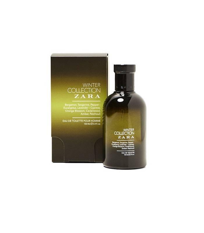 عطر و ادکلن مردانه زارا وینتر کالکشن ادو تویلت Zara Winter Collection EDT For Men