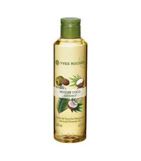 روغن حمام نارگیل ایوروشه Yves Rocher Coconut Relaxing Shower Oil