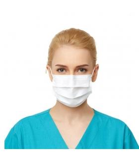 ماسک یک بار مصرف سه لایه کشدار نگین Disposable medical negin Mask