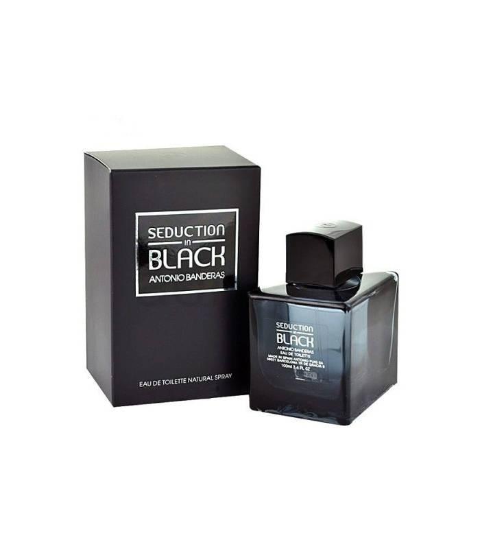 عطر مردانه آنتونیو باندراس بلک Antonio Banderas Black Seduction For Men