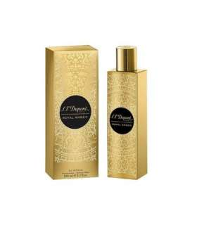 عطر و ادکلن زنانه و مردانه اس تی دوپونت رویال امبر ادوپرفیوم S.t Dupont Royal Amber EDP for men and women
