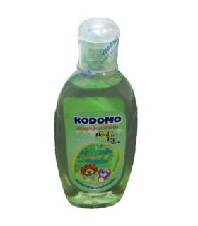 شامپو بدون اشک سر و بدن بچه کودومو Kodomo 213 Hair And Body Baby Shampoo