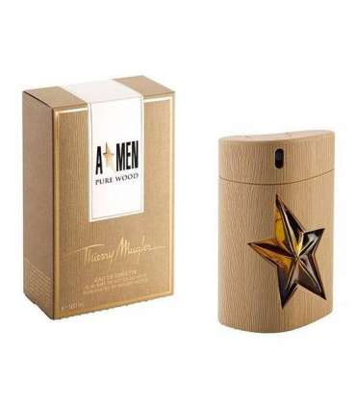 عطر مردانه تیری موگلر من پیور وود Thierry Mugler A Men Pure Wood for men