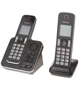 تلفن بی سیم پاناسونیک کا ایکس-تی جی دی 392سی Panasonic KX-TGD392C Cordless Phone