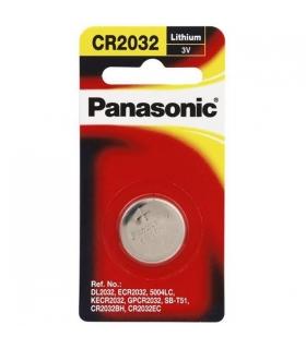 باتری سکه ای پاناسونیک سی آر 2032 Panasonic CR2032 minicell battery