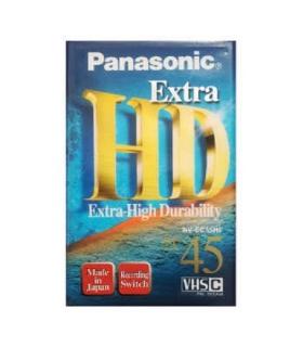 فیلم دوربین فیلم برداری پاناسونیک ای سی 45 Panasonic EC45 Camcorder Cassette