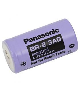 باتری لیتیوم یون پاناسونیک بی آر- 2/3 ای جی Panasonic BR-2/3AG Battery