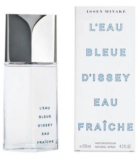 عطر مردانه ایسی میاکی لئو بلوئه دایسی ائو فرش Issey Miyake L'Eau Bleu d'Issey Eau Fraiche