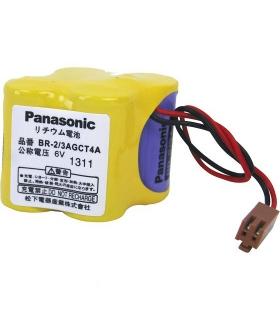 باتری لیتیوم-یون پاناسونیک بی آر-ای جی سی اف 2 دبلیو Panasonic RB-2/3A GCT4A Lithium Battery