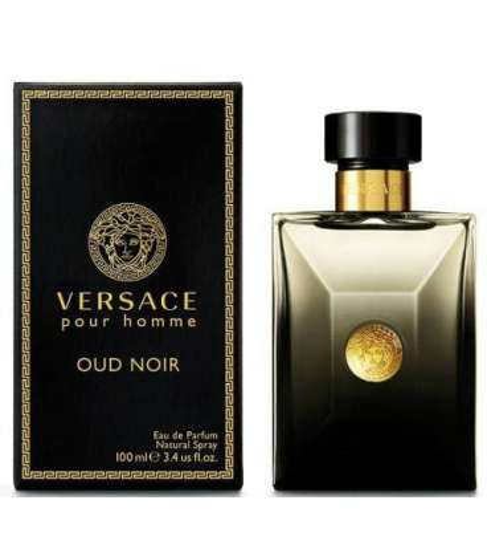 عطر مردانه ورساچه پور هوم اود نویر Versace Pour Homme Oud Noir Versace for men