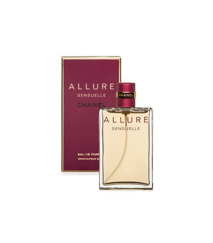 عطر زنانه آلور شنل سنشوال Chanel Allure Sensuelle EDP for women