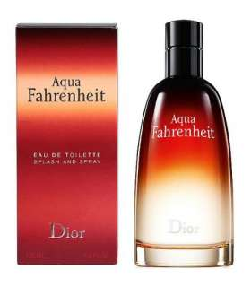 عطر مردانه دیور آکوآ فارنهایت Dior Aqua Fahrenheit for men