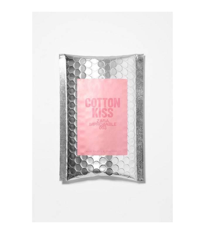 عطر و ادکلن زنانه زارا 003 کوتون کیس ادوتویلت Zara 003 Cotton Kiss EDT For Women