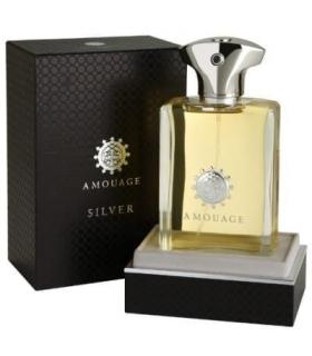 عطر مردانه آمواج سیلور Amouage Silver Eau De Parfum For Men
