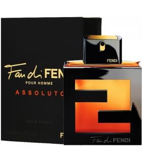 عطر مردانه فندی فن دی پور هوم اسولوتو Fan Di Fendi Pour Homme Assoluto Eau De Toilette For Men