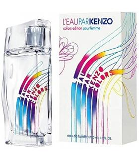 عطر زنانه کنزولئو پارکالرز Kenzo Leau par Colors Eau De Toilette For Women