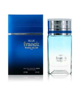 عطر و ادکلن مردانه فرانک الیور فرانک بلو (آبی) ادو تویلت Franck Olivier Franck Blue EDT for Man