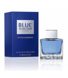 عطر مردانه آنتونیو باندراس بلو Antonio Banderas Blue Seduction For Men