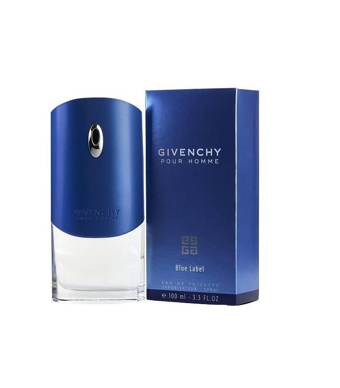 عطروادکلن مردانه جیوانچی بلو لیبل Givenchy Blue Label