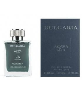 عطر مردانه ریو کالکشن بولگاری آکوا Rio Collection Bulgaria Aqwa for men