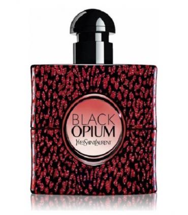 عطر و ادکلن زنانه ایو سن لوران بلک اپیوم کریسمس کالکتر Yves saint Laurent (YSL) Black Opium Christmas Collector EDP for women