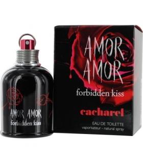 عطر زنانه کاچارل آمور فوربیدن کیس Cacharel Amor Amor Forbidden Kiss