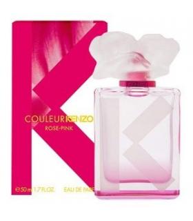 ادکلن زنانه کنزو کالر رز پینک Kenzo Couleur Rose-Pink for women