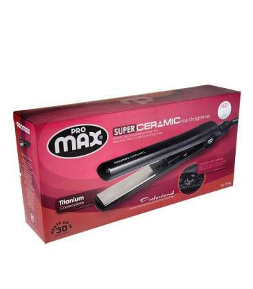 اتو مو پرومکس Promax Straightener Hair 5742
