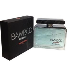 عطر مردانه آمریکا فرانک الیور بامبو Bamboo America Franck Olivier for men