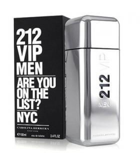 عطر ادکلن مردانه کارولینا هررا وی ای پی من 212 Carolina Herrera 212 VIP Men EDT for men
