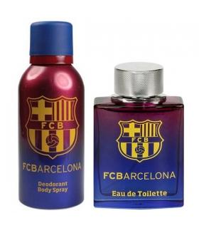 ست ادو تویلت کودک ای پی لاین اف سی بارسلونا IP Line FC Barcelona Eau De Toilette Gift Set For Children