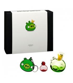 ست ادو پرفیوم کودک ایروال انگری بردزپیگ پرستیژAir-Val Angry Birds Pig Prestige Eau De Parfum Gift Set For Children