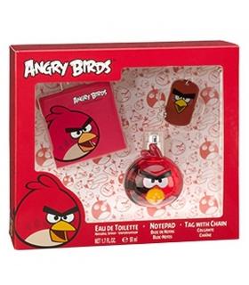 ست ادوتویلت کودک ایروال انگری بردزقرمز Air-Val Angry Birds Red Eau De Toilette Gift Set For Children
