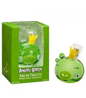 ادوتویلت کودک ایروال انگری بردزسبز Air-Val Angry Birds Green Eau De Toilette For Children